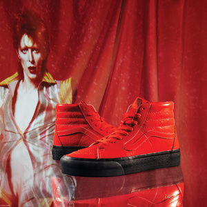 Limited Edition Bowie Vans